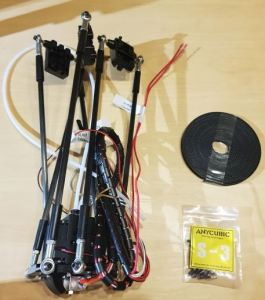Anycubic Kossel Linear Plus Trigorilla: Setup and Review