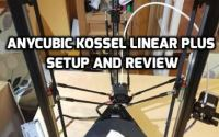 Anycubic Kossel Plus Review