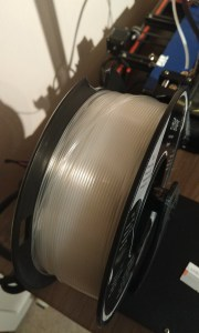 Eryone Transparent PLA Filament - A Clear Look