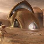 Living Life On Mars: Future Home For Astronauts - NEWS