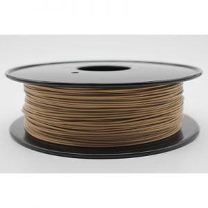Tesla Maple Wood PLA Filament Review, Smells like wood | 3D ... on