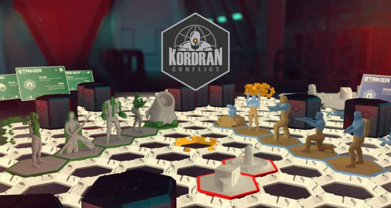 Kordran Conflict - Plastic Alchemy's golden recipe for Table Top Gaming