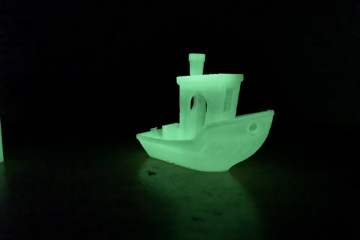 Geeetech Glow in the Dark PLA – Review
