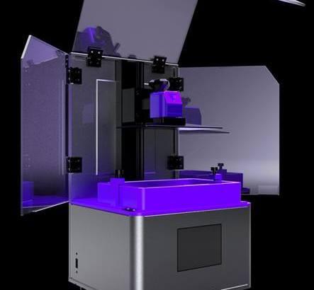 TEVO Pulsar 3D Printer DLP - Reaching New Hights