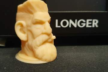 Longer3D Orange 10 review – A budget resin 3D Printer!