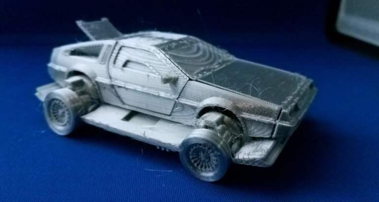 Hello3D Silk Silver Filament Review - A shiny success?