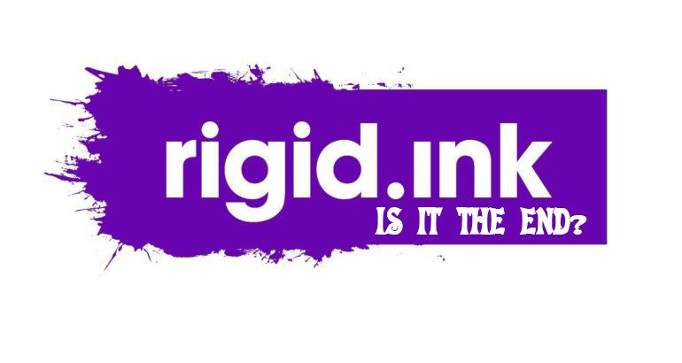 Rigid Ink Filament - It Is Not The End! What Is Next?