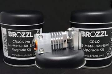 Brozzl All Metal Hotends – Reviewed and Tested!