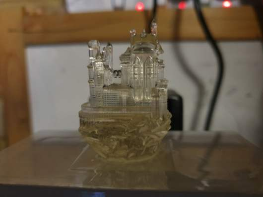 Nova3D Resin review - Is it a Nova-lty Come and see?