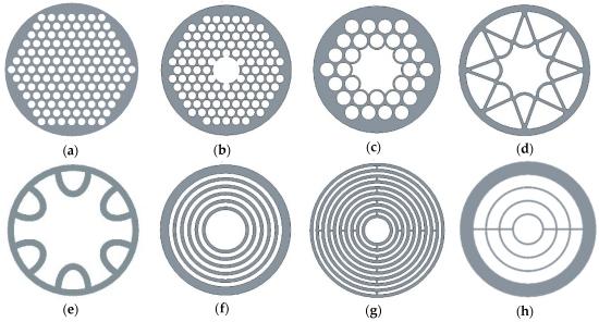 Fibras ópticas por impressão 3D