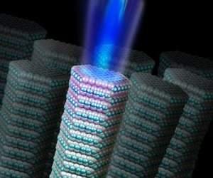 Laser de nanofios pode matar vírus e melhorar DVDs