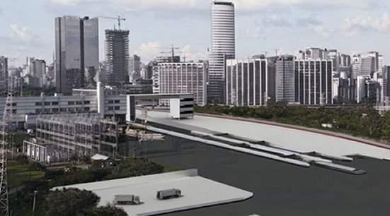 Hidroanel Metropolitana pode ajudar a limpar São Paulo