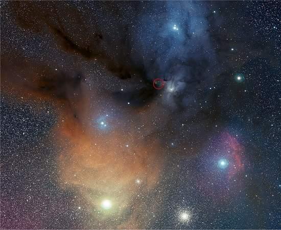 Astrônomos encontram peróxido de hidrogênio no espaço