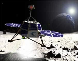 Prêmio para pouso na Lua continua sem ganhador