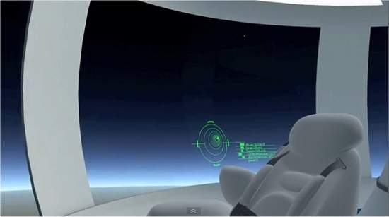 Balão espacial promete turismo na fronteira do espaço