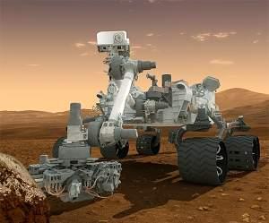 Robô Curiosity ainda não detectou matéria orgânica em Marte