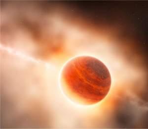 Astrônomos podem ter flagrado nascimento de planeta