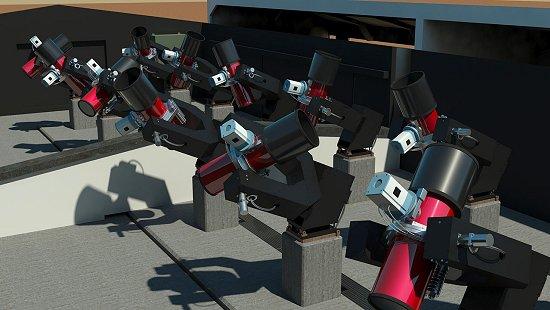 Telescópio robótico vai procurar exoplanetas pequenos e próximos