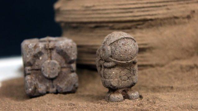 Ferramentas e abrigos em Marte feitos com carapaças de insetos