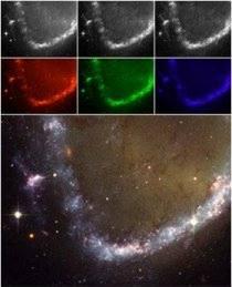 NASA libera programa para tratamento de imagens de estrelas e galáxias