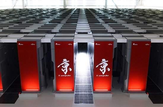Supercomputador K simula 1% do cérebro humano