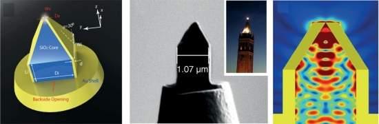 Microscópios eletrônicos passam a enxergar em cores