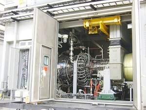 Brasil ganha usina termelétrica bicombustível