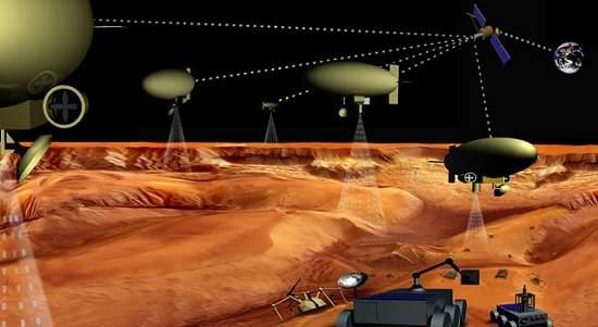 Robôs espaciais autônomos farão melhor ciência em mundos desconhecidos