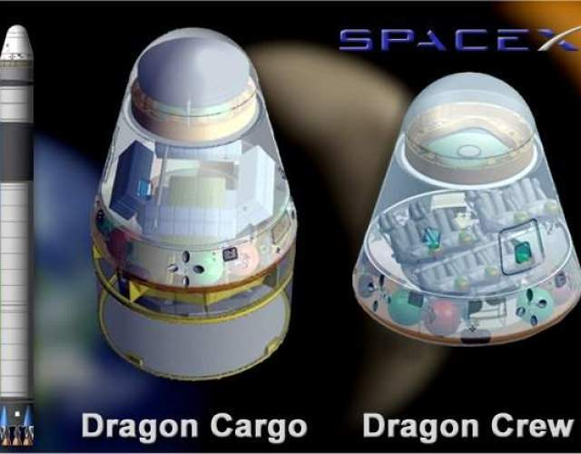 dragon cargo