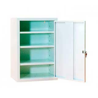 armario tipo hospital - Confira quais são os móveis para farmácias mais adequados para fazer a exposição dos produtos