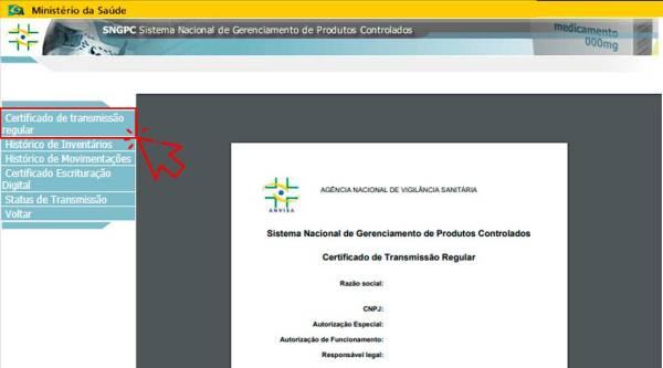 transmissao regular - #13 dúvidas respondidas que você não sabia sobre o site SNGPC!