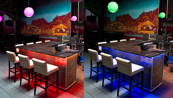 KIT Ruban LED 12V RGB 5050 1 5m INOVATLANTIC