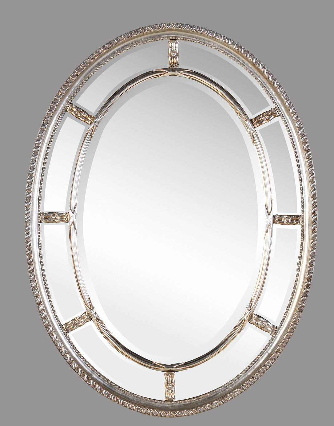 Bathroom oval mirrors  add beauty and elegance to your