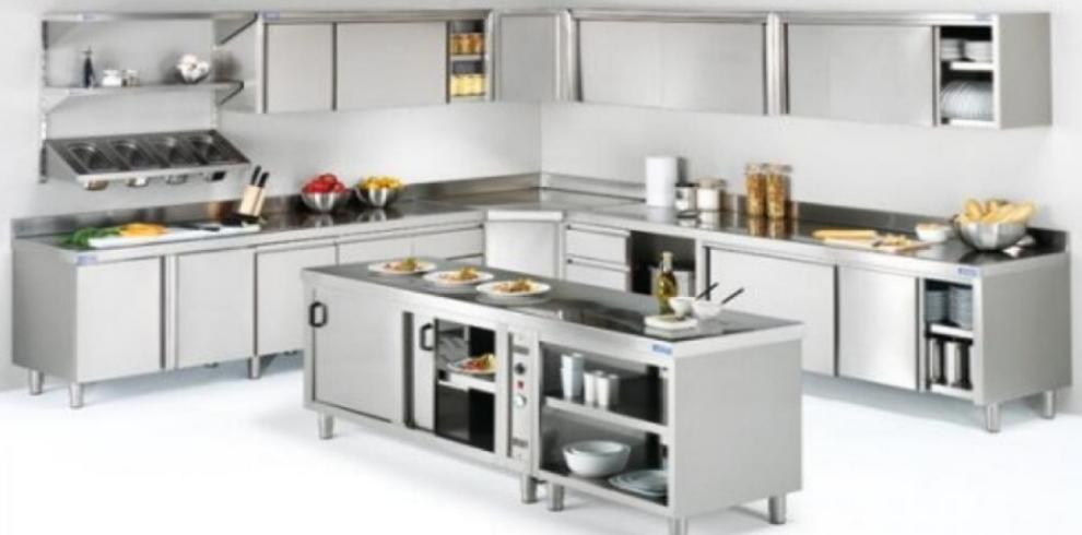 Cocinas Industriales  INOX A MEDIDAINOX A MEDIDA