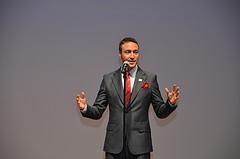 Andrew Snowhite, CEO of the USA Pavilion at Yeosu Expo 2012