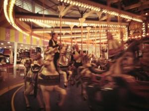 Casino Pier Carousel