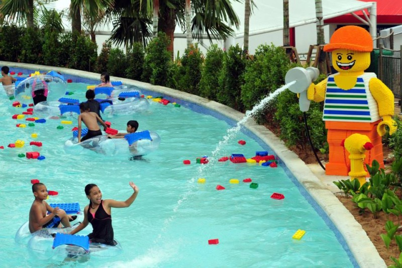 InPark Magazine - Asia's First LEGO Waterpark Now Open at ...