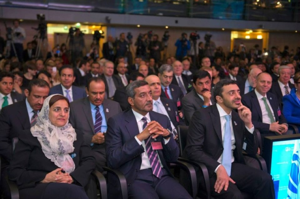 Dubai Delegation Awaits Announcement
