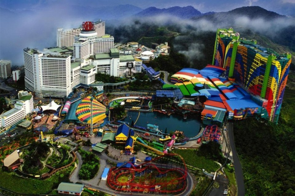 Current Genting theme park