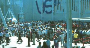US Pavilion, World Expo 88 (Brisbane, Australia). Photo courtesy James Ogul