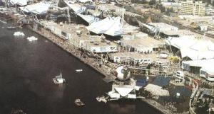 World Expo 88 was held in Brisbane, Australia. Photo courtesy James Ogul.