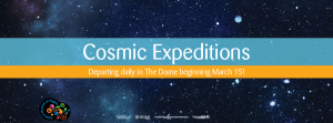 Cosmic Expeditions
