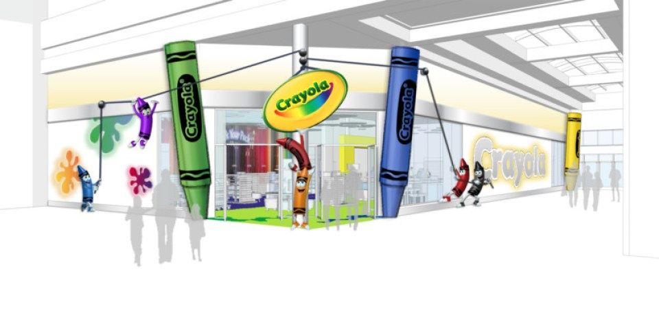 Exterior Retail