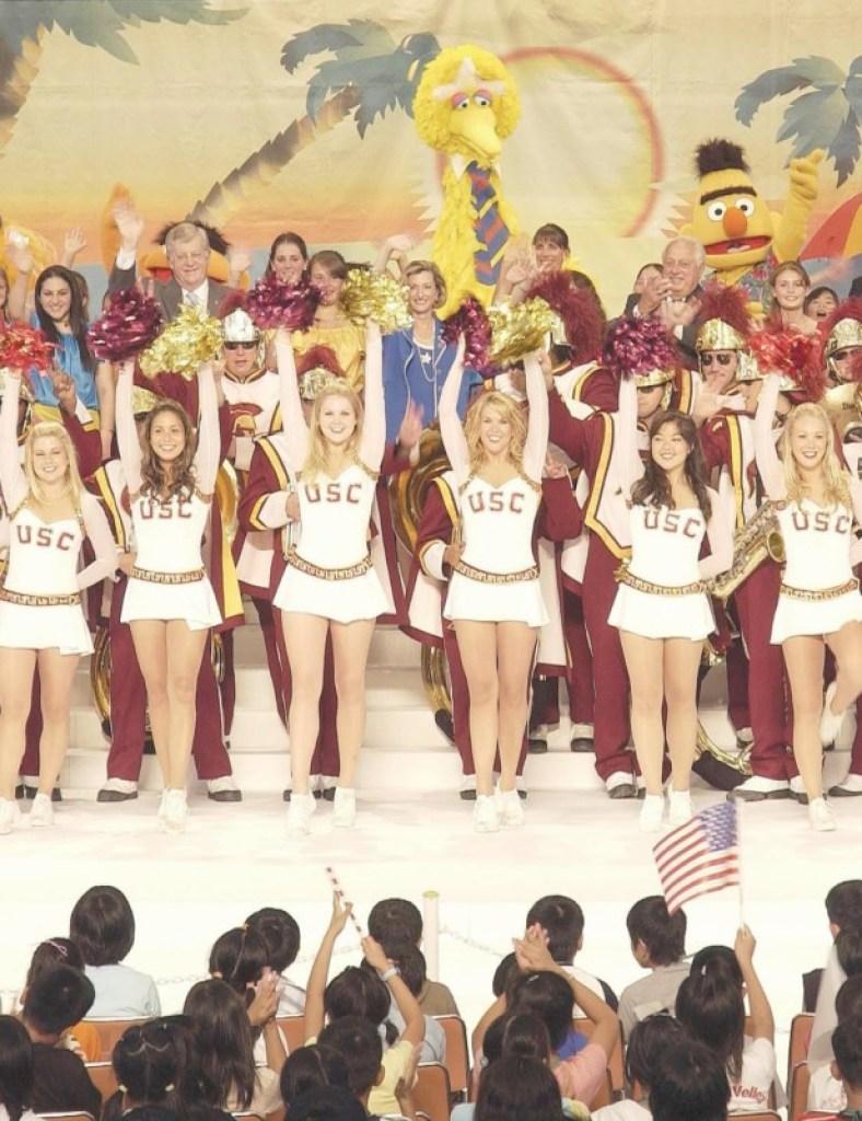 US National Day at the US Pavilion at Aichi Expo 2005