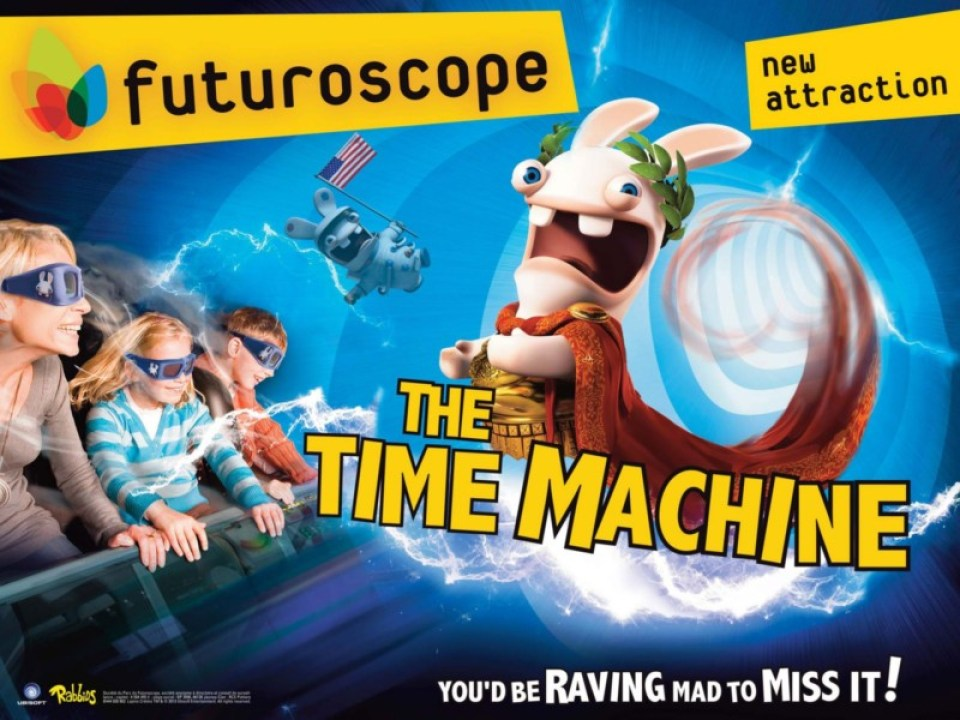 Futuroscope_The_Time_Machine