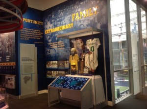 College Footbal Hall of Fame, Atlanta, GA