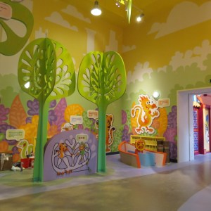 Lao Niu Children's Discovery Center, Beijing, China