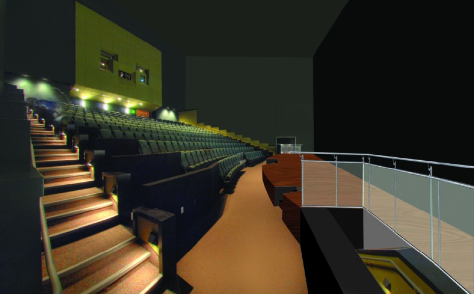 IMAX Stage