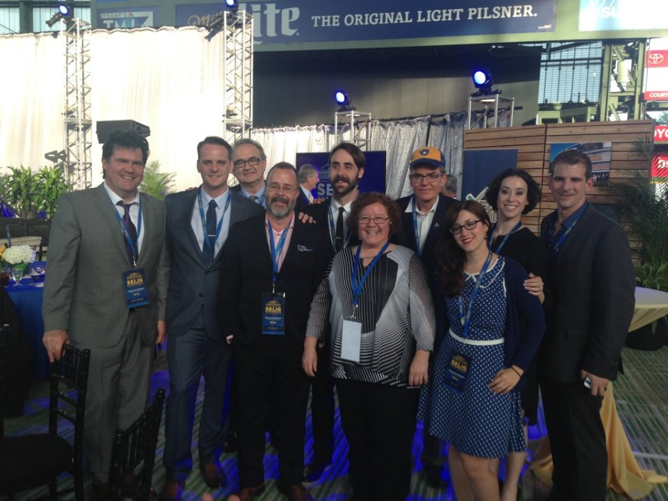 The BRC Team at the grand opening of The Selig Experience