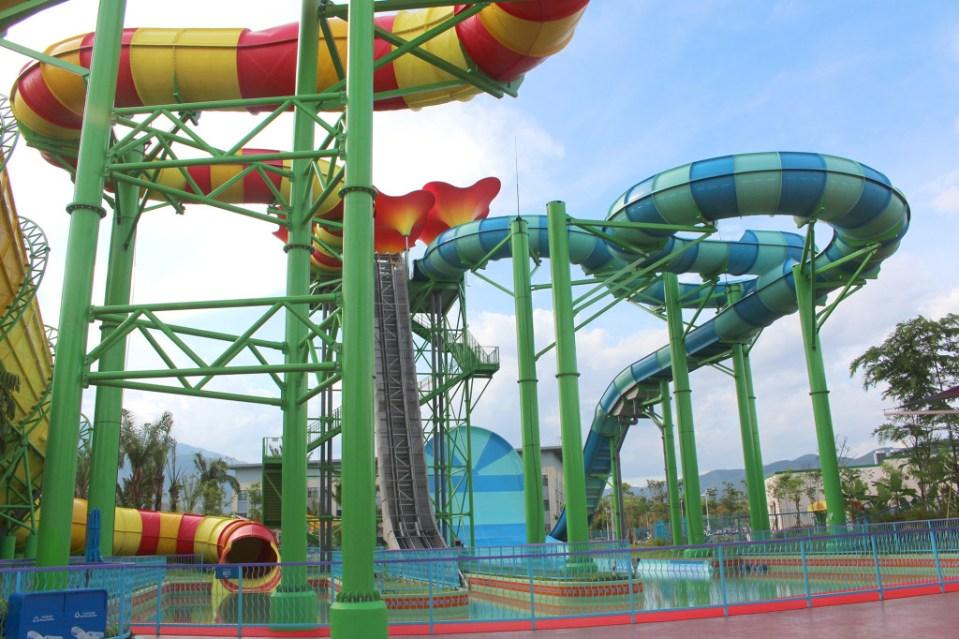 Xishuangbanna International Resort (3) Boomerango